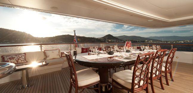 Iman Charter Yacht - 4