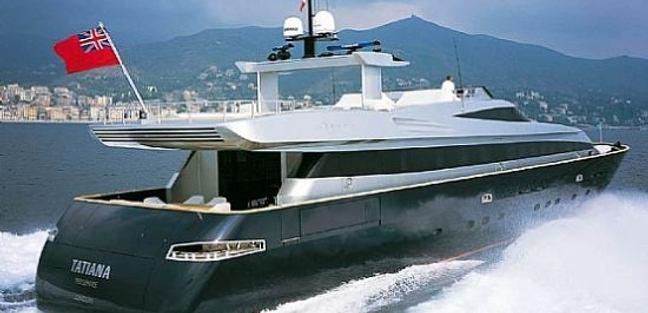 Amici Per Sempre Charter Yacht