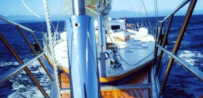 Carinae IX Charter Yacht - 4