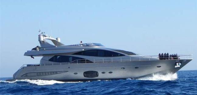 Monokini 2 Charter Yacht