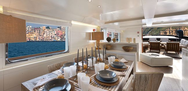 Vervece Charter Yacht - 8