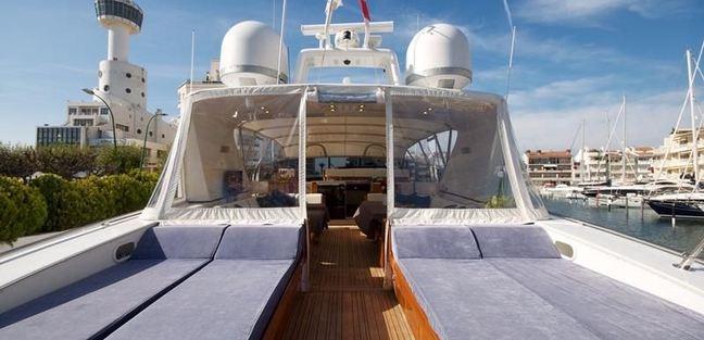 EL VIP ONE Charter Yacht - 3