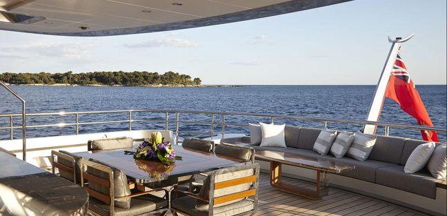 Lady May Charter Yacht - 3
