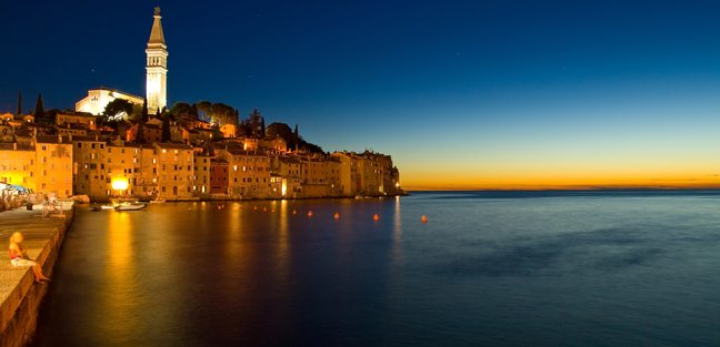 Enjoy the Sunset in Rovinj