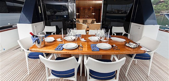 Sheran Charter Yacht - 4