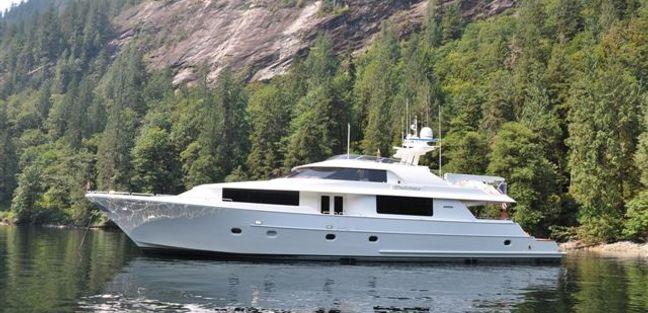 Snowbored Charter Yacht