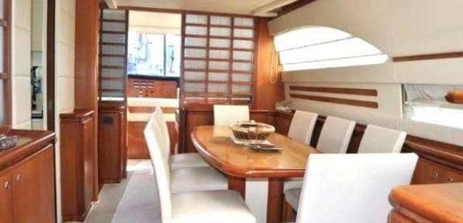Ade Yeia Charter Yacht - 7