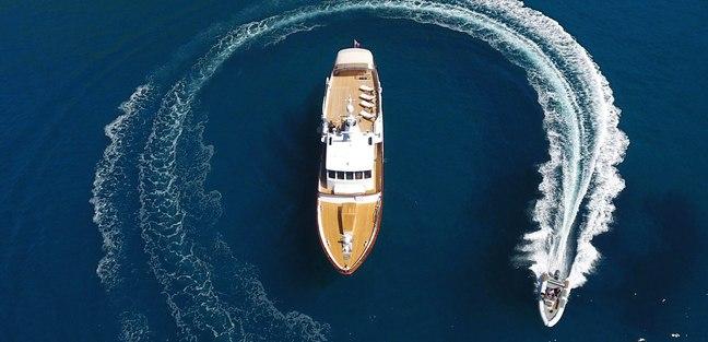 Heavenly Daze Charter Yacht