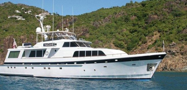 Trilogy Charter Yacht - 3