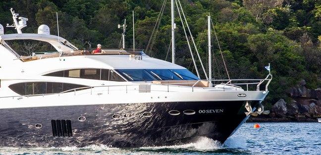 Dancing Queen Charter Yacht