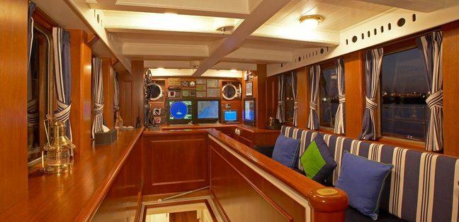 Germania Nova Charter Yacht - 8