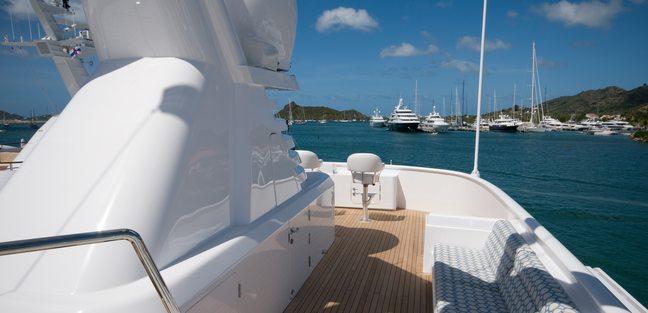 Sea Falcon II Charter Yacht - 3