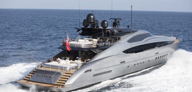 Silver Wave Charter Yacht - 5