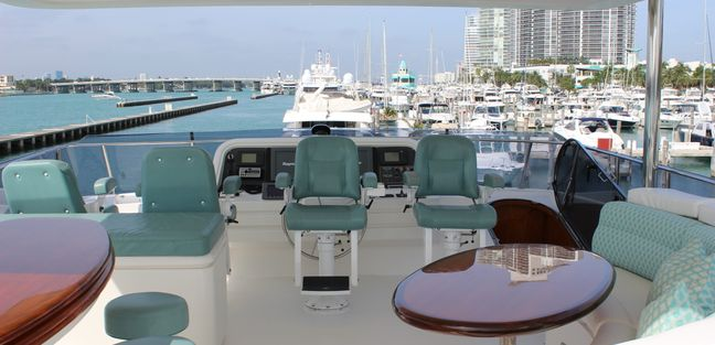 The Program Charter Yacht - 6