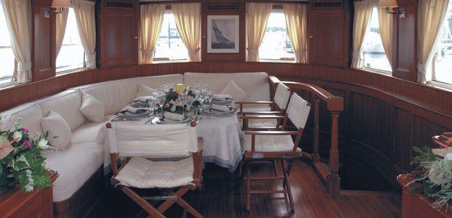 Iduna Charter Yacht - 4
