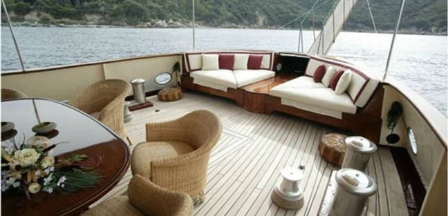 DP Monitor Charter Yacht - 2