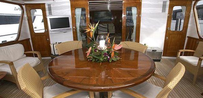 Calypso Charter Yacht - 2