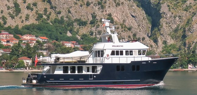 Spellbound Charter Yacht - 2