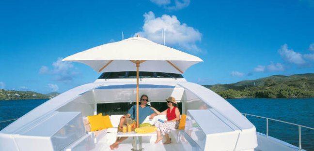 MJ Charter Yacht - 3