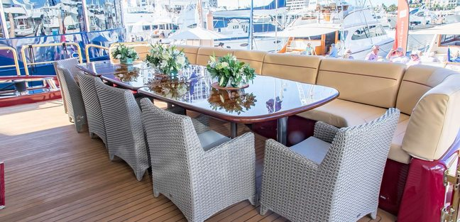 Cabernet Charter Yacht - 5