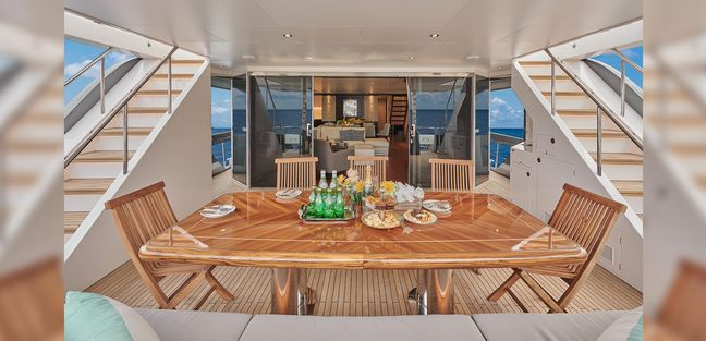 Nea Moni V Charter Yacht - 4