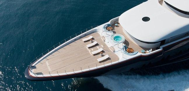 Happy Sea World: nirvana charter yacht