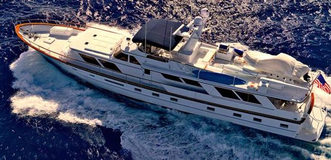 Island Voyager Charter Yacht