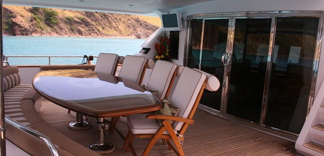 Miracle Charter Yacht - 3