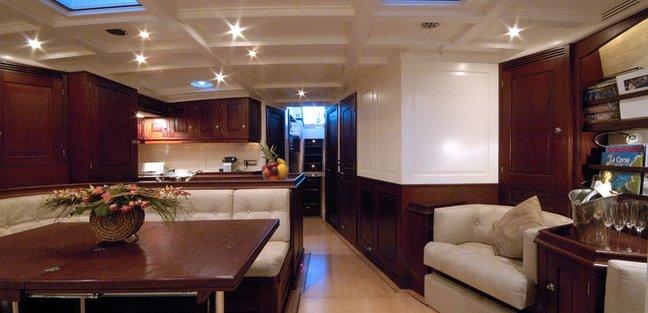 Aurelius Charter Yacht - 4