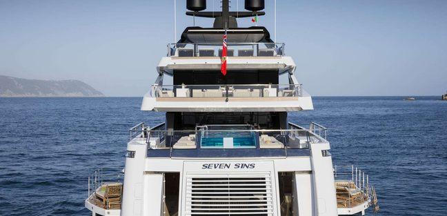 Seven Sins Charter Yacht - 4
