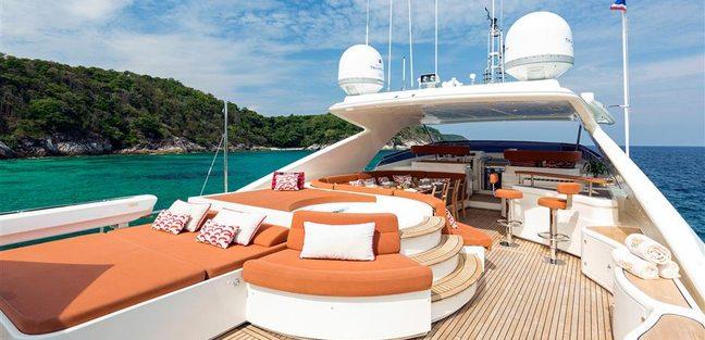 Happy Days Charter Yacht - 2