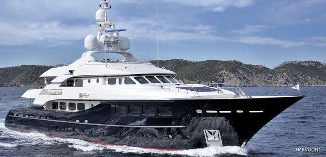 Awatea Charter Yacht - 2