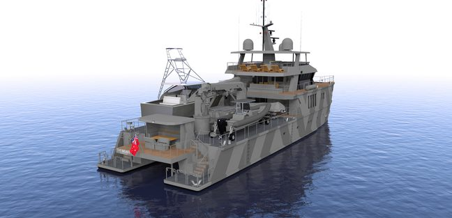 The Beast Charter Yacht - 2