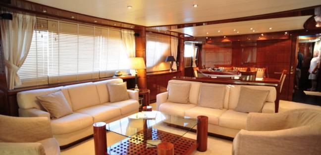Thalassa Charter Yacht - 7
