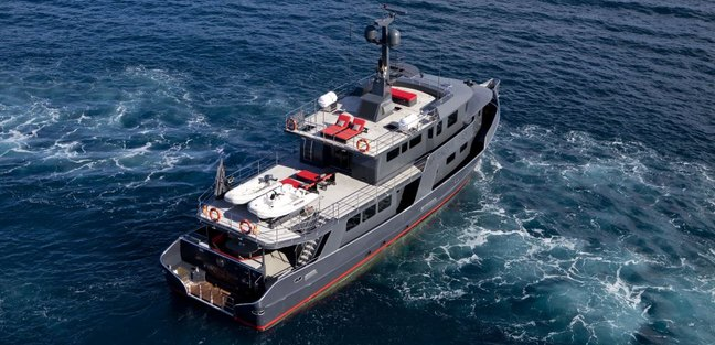Pacific HQ Charter Yacht - 3