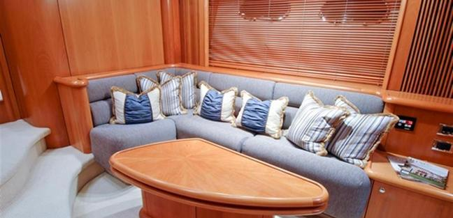 Carnivore Charter Yacht - 5