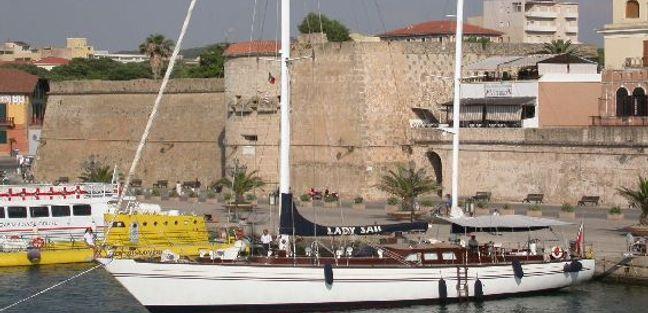 Lady Sail Charter Yacht - 2