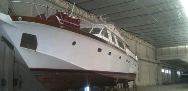 Blanc de Blanc Charter Yacht