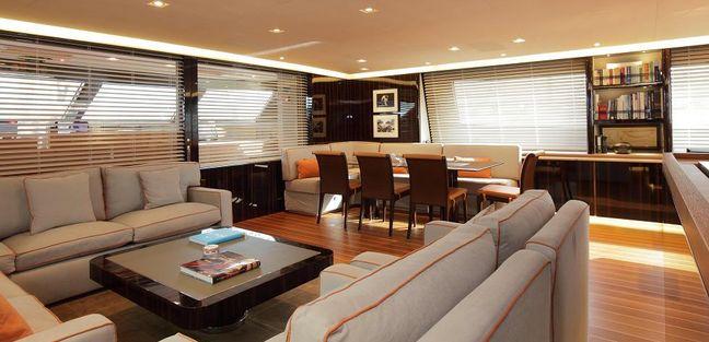 Clan VIII Charter Yacht - 6