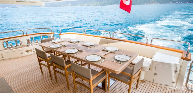 Amanecer Charter Yacht - 5