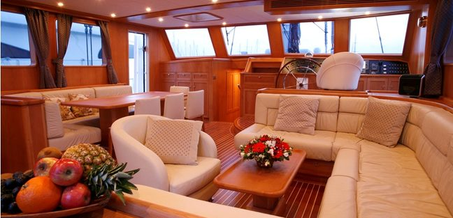 Viva Shira Charter Yacht - 6