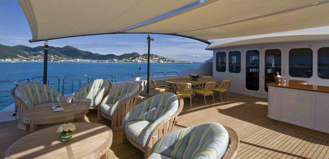 Samadhi Charter Yacht - 4