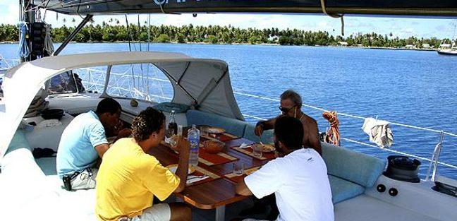 Capricorno Charter Yacht - 5
