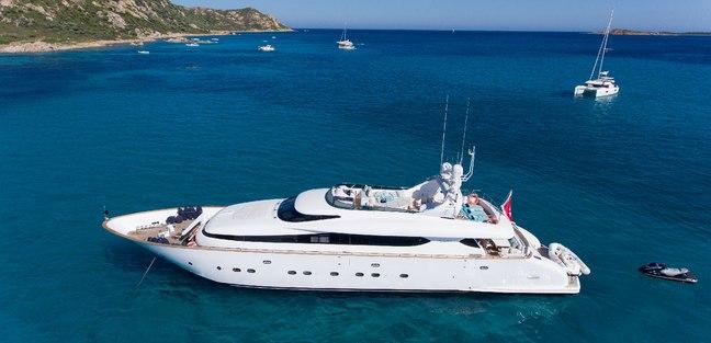 Amaya Charter Yacht