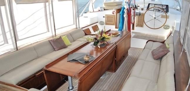 Dame des Tropiques Charter Yacht - 6