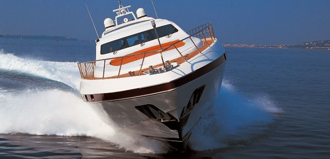 Illusion Charter Yacht - 2