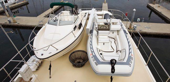 Alaskan Eagle Charter Yacht - 3