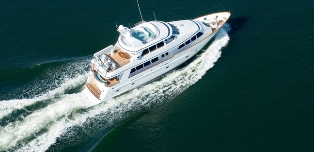 Escape S Charter Yacht - 3