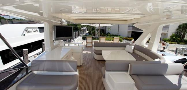Evolution Charter Yacht - 5