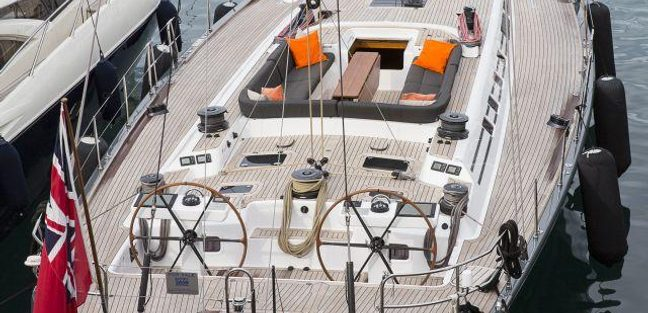 Grey Goose of RORC Charter Yacht - 2